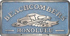 Beachcombers - Honolulu