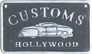 Customs - Hollywood